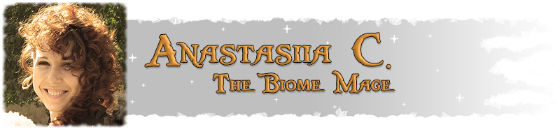 Anastasiia C. - The Biome Mage