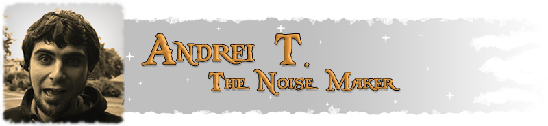 - The Noise Maker