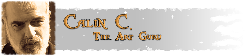 Calin C. - The Art guru