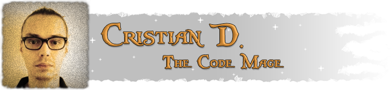 Cristian D. - The Code Mage
